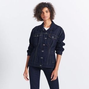 Current/Elliott | The Corset Trucker Jacket